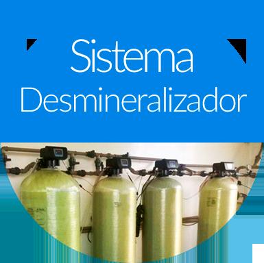 Sistema Desmineralizador