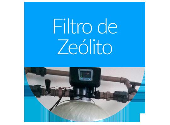 Filtro de Zeólito