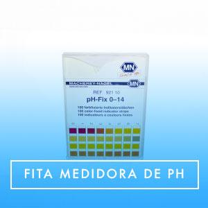 Fita Medidora de pH