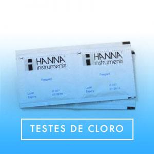 Teste de Cloro